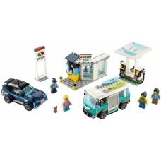 Станция технического обслуживания 60257 Lego City