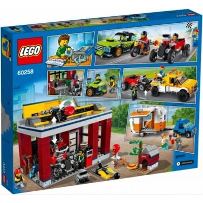 Тюнинг-мастерская 60258 Lego City
