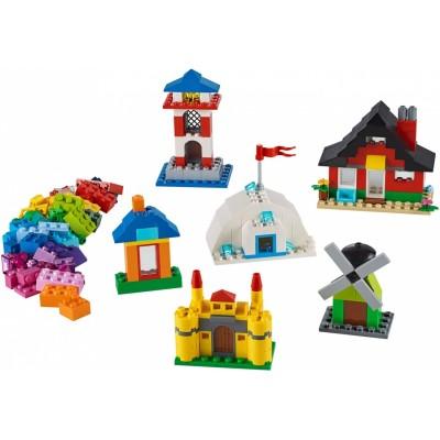 Кубики и домики 11008 Lego Classic