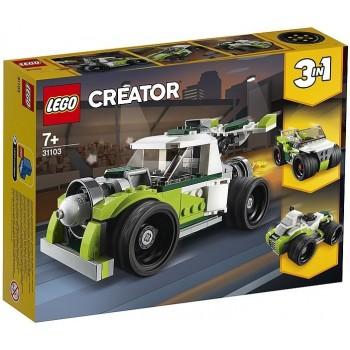 Грузовик-ракета 31103 Lego Creator