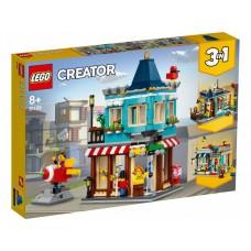 Городской магазин игрушек 31105  Lego Creator