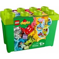 Большая коробка с кубиками 10914 Lego Duplo