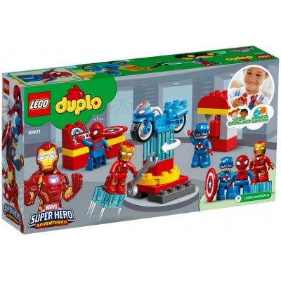 Лаборатория супергероев 10921 Lego Duplo