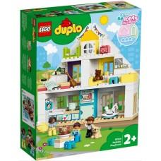Модульный игрушечный дом 10929 Lego Duplo