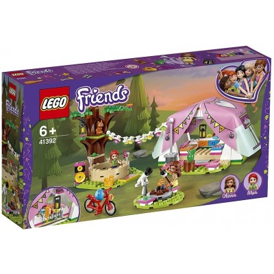 Роскошный отдых на природе 41392 Lego Friends