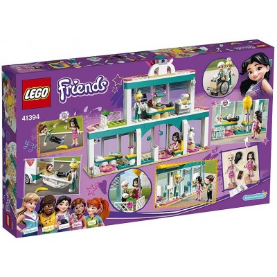 Городская больница Хартлейк Сити 41394 Lego Friends