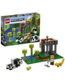 21158 LEGO Minecraft Питомник панд