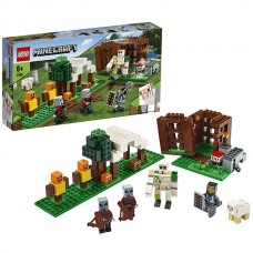 21159 LEGO Minecraft Аванпост разбойников