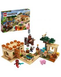 21160 LEGO Minecraft Патруль разбойников