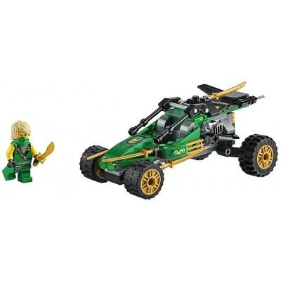 Тропический внедорожник 71700 Lego Ninjago