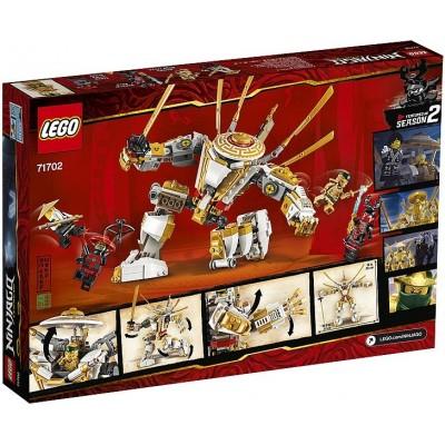 Золотой робот 71702 Lego Ninjago