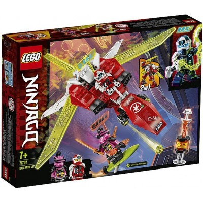 Реактивный самолёт Кая 71707 Lego Ninjago