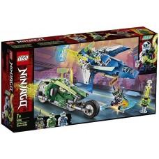 Скоростные машины Джея и Ллойда 71709 Lego Ninjago