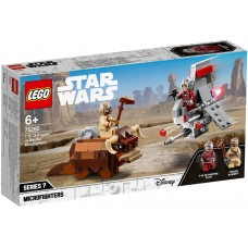 Микрофайтеры: Скайхоппер T-16 против Банты 75265 Lego Star Wars