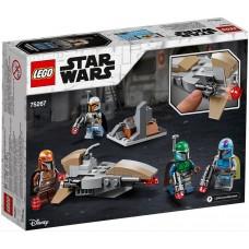 Боевой набор: мандалорцы 75267 Lego Star Wars