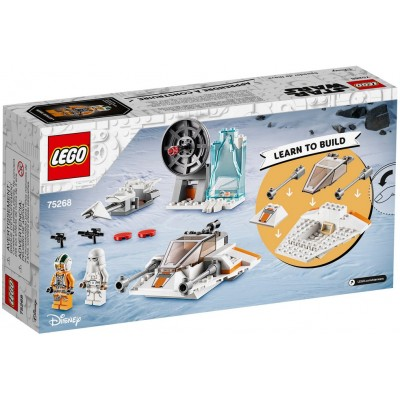 Снежный спидер 75268 Lego Star Wars