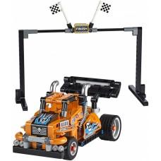 Гоночный грузовик 42104 Lego Technic