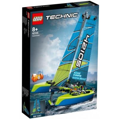 Катамаран 42105 Lego Technic
