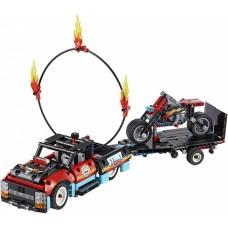 Шоу трюков на грузовиках и мотоциклах 42106 Lego Technic