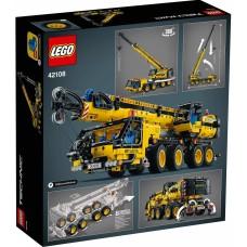 Мобильный кран 42108 Lego Technic