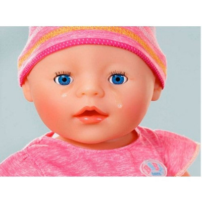 "Кукла интерактивная Baby Born ""Очаравательная малышка"" 822005 Zapf"