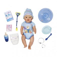 Интерактивная кукла-мальчик Baby Born, 822012 Zapf