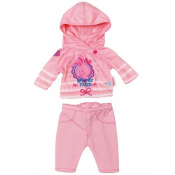 Набор спортивной одежды для кукол Baby Born (розовый), 822166 Zapf
