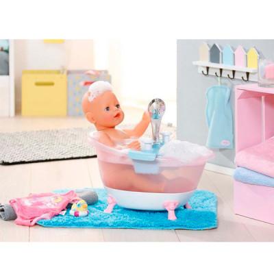 Интерактивная ванна с пеной Baby Born, 822258 Zapf