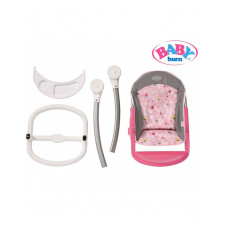 Стульчик для кормления Baby Born, 822272 Zapf