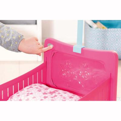 Кровать для кукол Baby Born (свет), 822289 Zapf