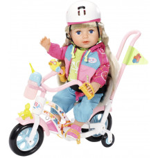 Велосипед для кукол Baby Born, 823699 Zapf