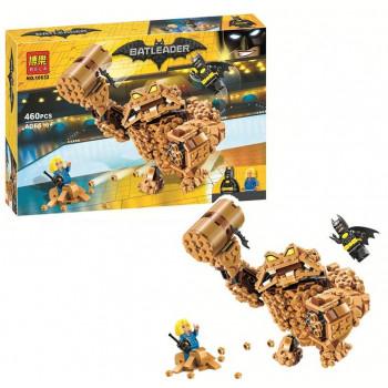 Атака Глиноликого (аналог лего 70904), 10632 Bela
