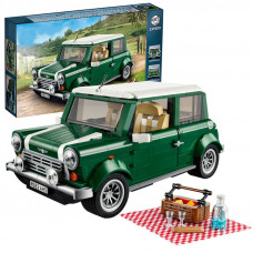 Mini Cooper (аналог лего 10242), 10568 Bela