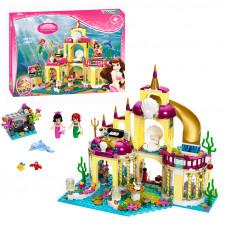 Подводный замок Ариэль (аналог лего 41063), 10436 Bela