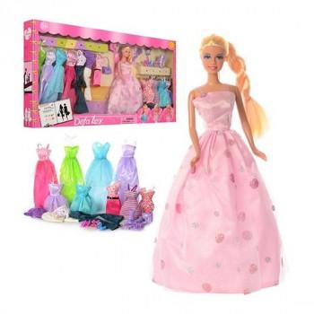 Кукла с нарядами, 8193 Defa