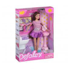 """Кукла с аксессуарами """"В ванной комнате"""",8200 Defa"""