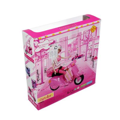 Кукла со скутером, 8206 Defa