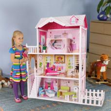 Кукольный домик ECO TOYS California, 4107 Eco Toys