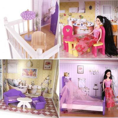 Кукольный домик ECO TOYS Beverly Hills, 4108 Eco Toys
