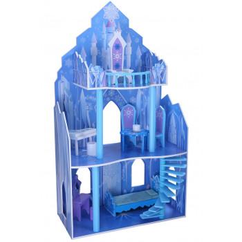 Кукольный домик ECO TOYS Lodowa, 4111 Eco Toys