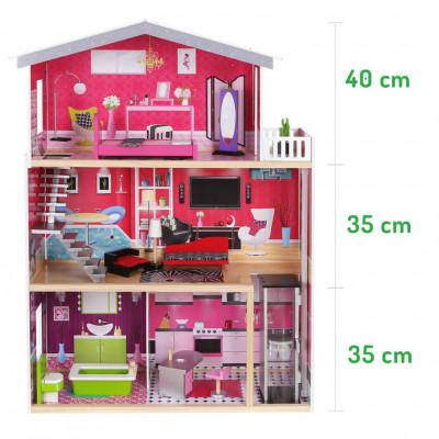Кукольный домик ECO TOYS Malibu, 4118 Eco Toys