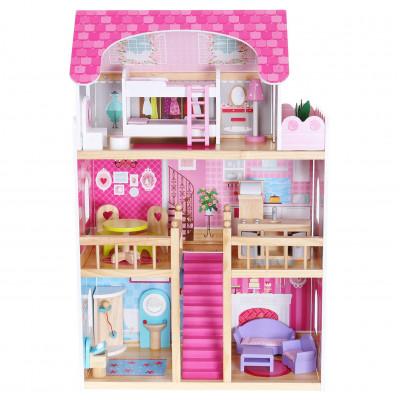 Кукольный домик ECO TOYS Nowa Malinowa, 4119 Eco Toys