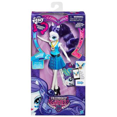 """Кукла """"School Spirit"""" Рарити, b1769 Hasbro"""