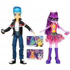 Набор кукол Твайлайт Спаркл и Флэш Сентри, b1780 My Little Pony Hasbro
