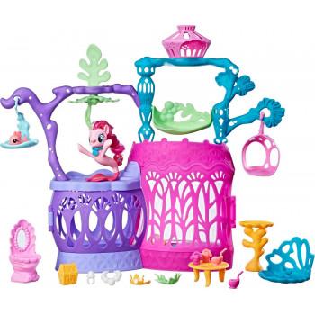 Подводный замок Пинки Пай (Pinkie Pie), C1058 Hasbro My Little Pony