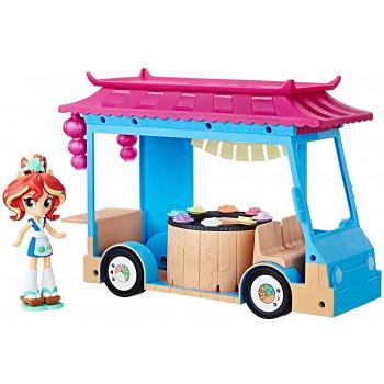 Грузовик для суши Сансет Шиммер (Sunset Shimmer), C1840 Hasbro My Little Pony