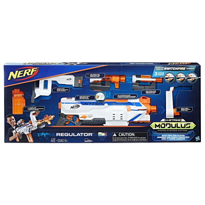 Бластер Modulus Регулятор Nerf, c1294 Hasbro