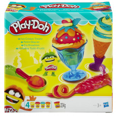 Инструменты мороженщика, B1857 Play-Doh Hasbro