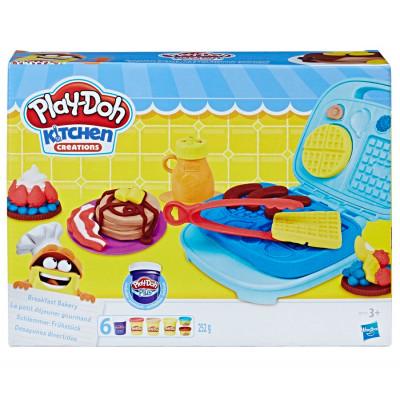 Сладкий завтрак Play-Doh, b9739 Hasbro
