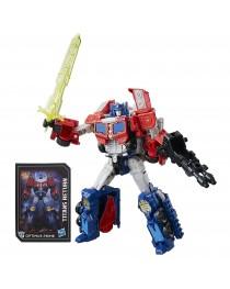 Трансформеры Диак и Оптимус Прайм (Diac & Optimus Prime) Возвращение Титанов, B7769-C0276 Hasbro